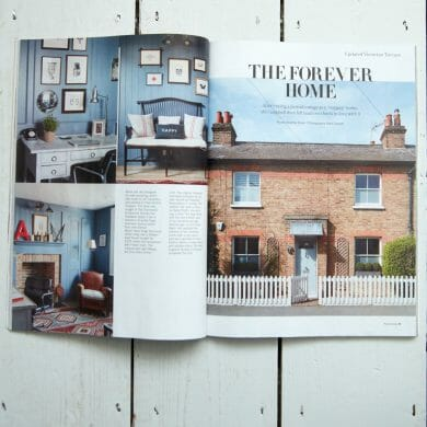 My interior photography in Period Living