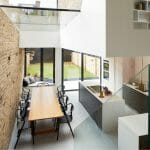 Architectural photography of family home London, Scenario Architects