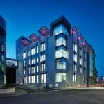 Architectural photography of Micro Gaming Office