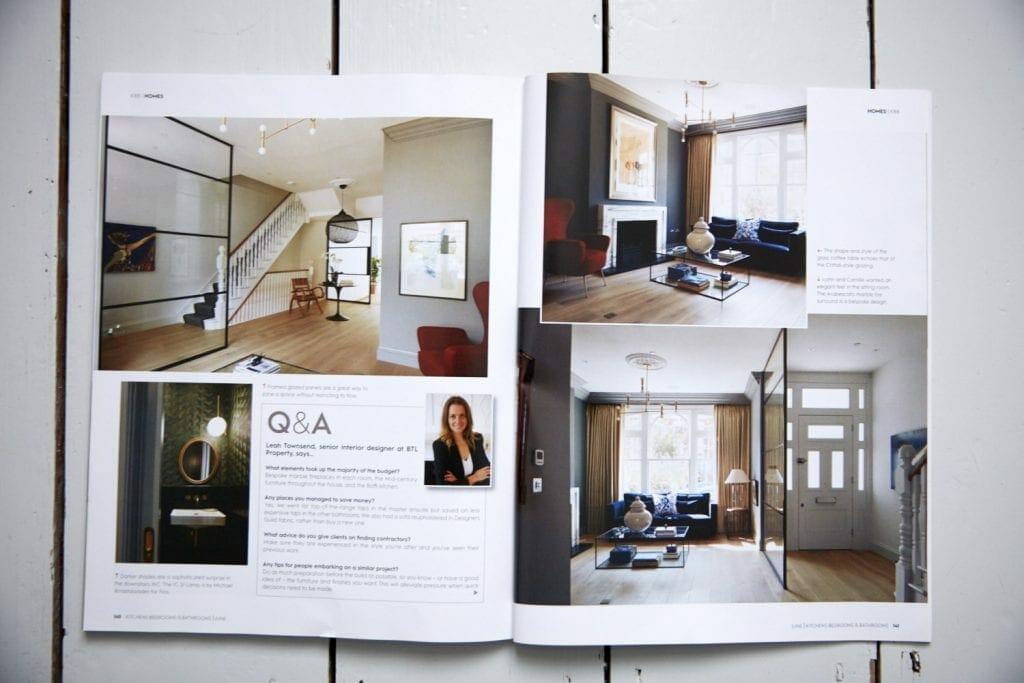 interior photography by Matt Clayton in KBB