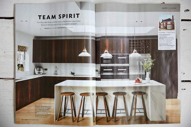 interior photography of XUL project in 25BH magazine