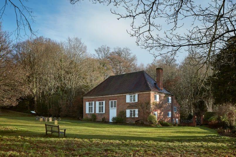 external photograph of Jordans Quaker Friends Meeting House by Matt Clayton